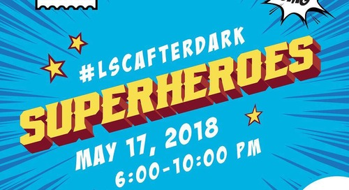 LSC After Dark: Superheroes
