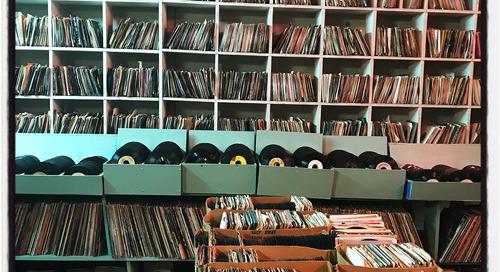 Stan's Square Records