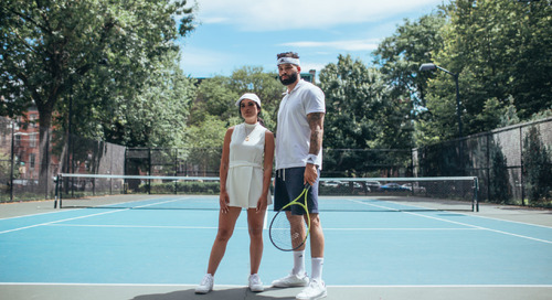 Sex and Jersey City Episode 2: James, The One-Minute Tennis Pro