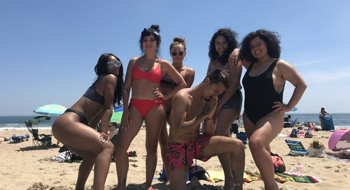 ChicpeaJC Team Goes to Asbury Park
