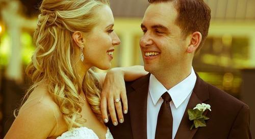A Love Story: Jaclyn & Steve Fulop