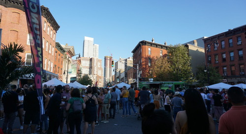 2018 All About Downtown Street Fair Recap!