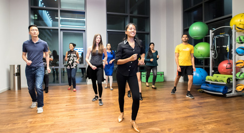 Where to Take Salsa Lessons in Jersey City