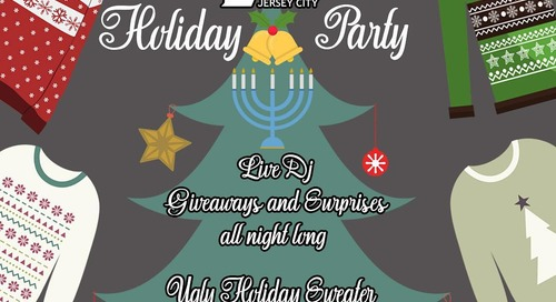 Lutze's Ugly Sweater Holiday Party at Harborside