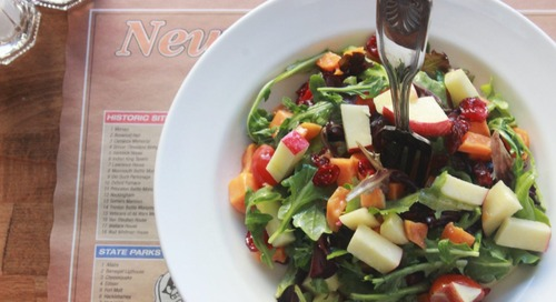 5 Salads We Love in Jersey City