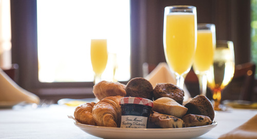 Top Mimosas and Bottomless Brunches in Jersey City