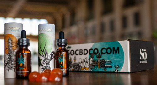 Types of Cannabinoids Found in Full Spectrum CBD Products