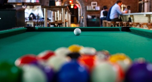 Where to Play Pool in Jersey City + Hoboken