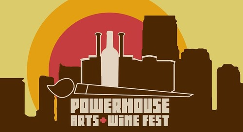 First Annual Powerhouse Art & Wine Festival