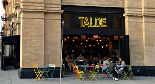 Talde Jersey City Closes Its Doors