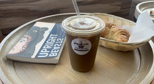 5 Coffee Shops to Sit Back and Enjoy a Good Pastry in Jersey City