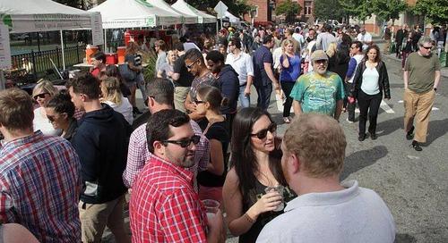 10th Annual Hamilton Park Conservancy BBQ Festival