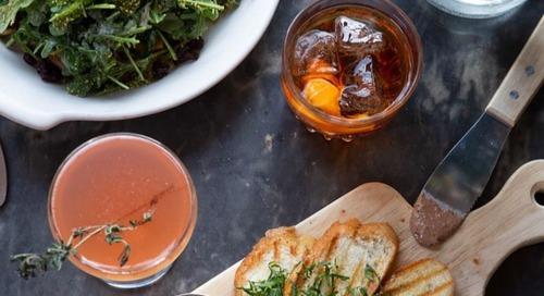 10 vegan bars in Manhattan + Brooklyn