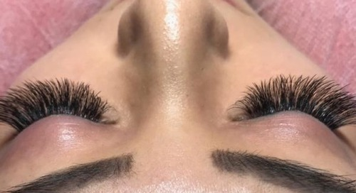 Where to get lash extensions in and around Jersey City