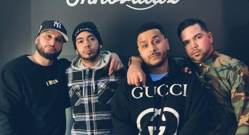 """Artist Spotlight: The Innovataz """"Another day another hit record!"""""""