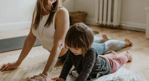 Indoor activities to keep your kids active