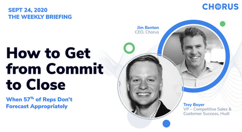 How to Get from Commit to Close