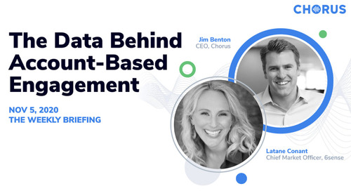 The Data Behind Account-Based Engagement
