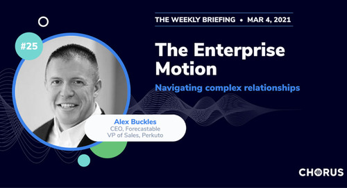The Enterprise Motion: Navigating Complex Relationships