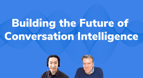 TLDR: Building the Future of Conversation Intelligence