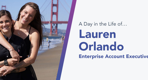 "For G2's Lauren Orlando, the ""Grit and Grind"" of Sales Is as Rewarding as the Winning"