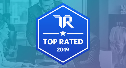 Chorus Voted Top Rated Sales Enablement Tool by TrustRadius Reviewers