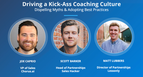 Want a Kick-Ass Coaching Culture? Try These 6 Expert Tips
