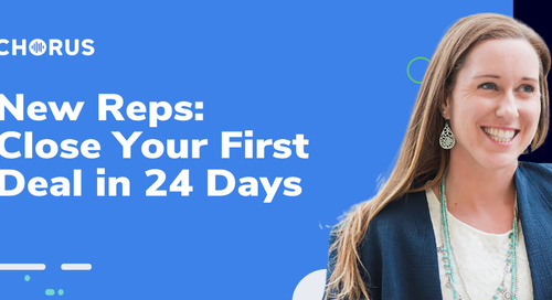 Go From Onboarding to Your First Sale in 24-Days