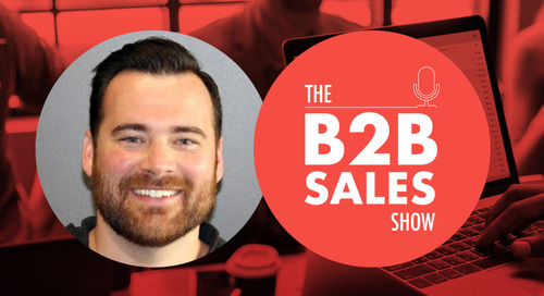 Introducing: The B2B Sales Show ft. Joe Caprio