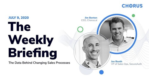 The Data Behind Sales Process Changes