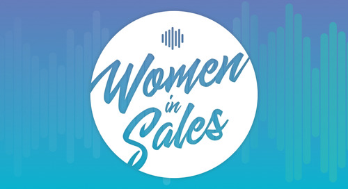 The Future (of Sales) is Female