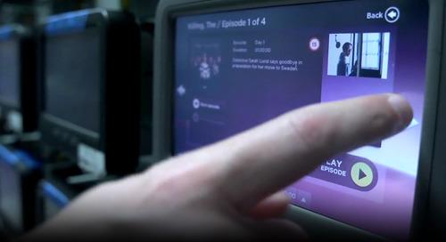 Panasonic Avionics – Inflight Infotainment