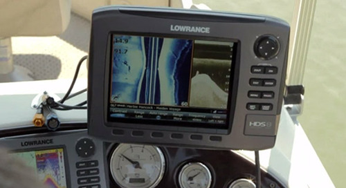 Navico – Marine Navigation & Information System
