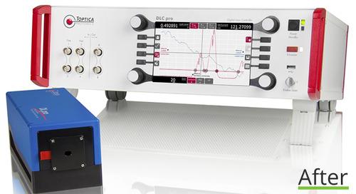 Zühlke – Digital Laser Control