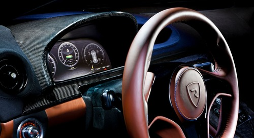 Rimac Automobili – Car Infotainment System