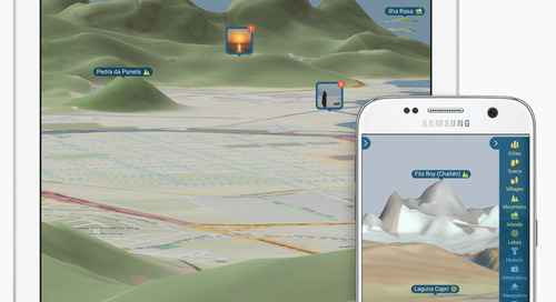 eyeMaps – Augmented Reality 3D Maps App