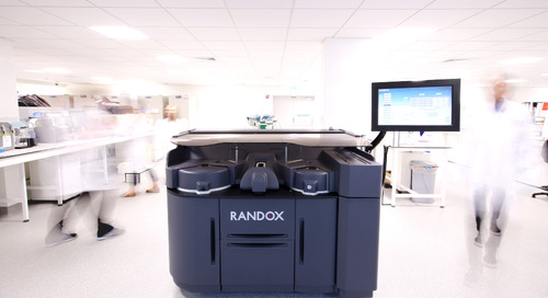 Randox Laboratories – Fully Automated Immunoassay Analyzer