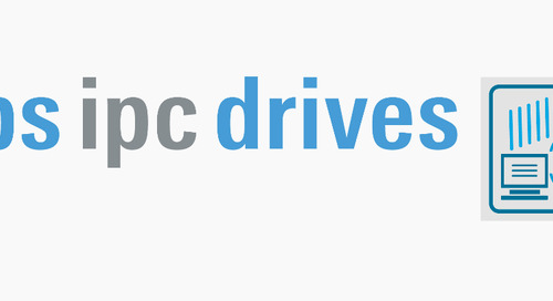 SPS IPC Drives 2018