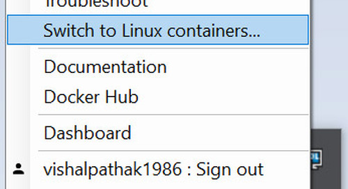 Developing AWS Glue ETL jobs locally using a container