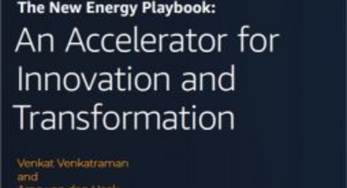 Innovation acceleration: Digital transformation is key to energy industry survival