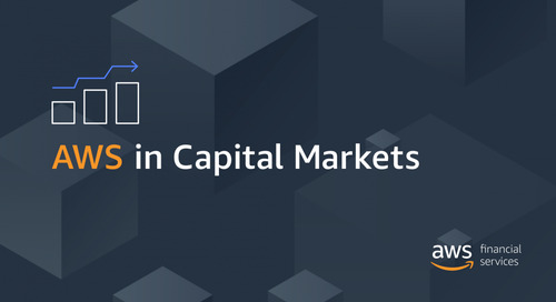 Increasing flexibility: Capital Markets firms in the cloud adapt more quickly
