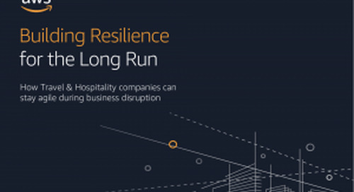 Travel and Hospitality: Building Resilience for the Long Run — a new E-book