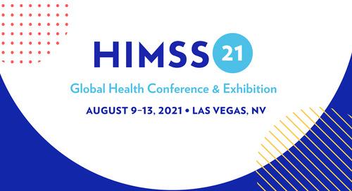 AWS for Health at HIMSS21