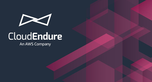 Well-Architected approach to CloudEndure Disaster Recovery