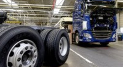 Transportsector: 4 miljard euro schade door kartelvorming truckbouwers