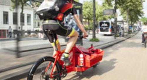 Nederlanders willen niet betalen voor duurzame last mile wel wachten
