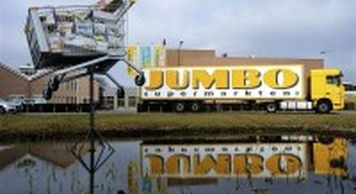 Jumbo en vakbonden bereiken akkoord over distributiepersoneel