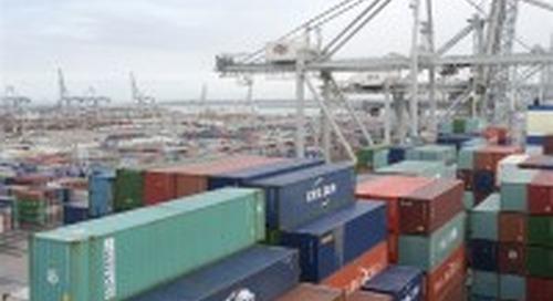 Nederlandse havens brexit klaar
