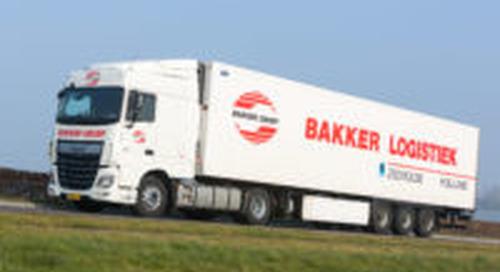 Bakker Logistiek heeft nieuwe ceo