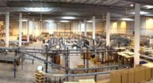 E-fulfilment bedrijf Salessupply opent nieuw warehouse